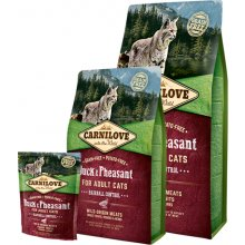 Carnilove Duck & Pheasant for Adult Cats -...