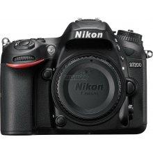 Fotokaamera NIKON D7200 body