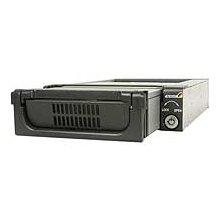 StarTech.com Black Aluminum Serial ATA Drive...