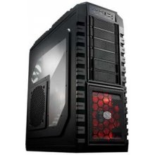 Корпус Cooler Master HAF X, Full-Tower, PC...
