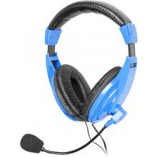 TRACER Headset EXPLODE BLUE