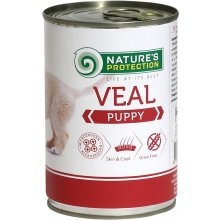 Natures Protection NP Puppy veal 400g...