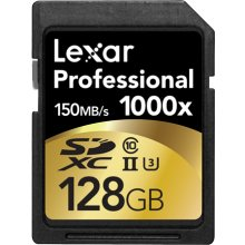 Mälukaart Lexar SDXC Card 1000x Professional...