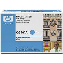 Tooner HP Q6461A Color LaserJet printer...