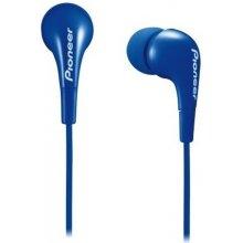PIONEER наушники 502, kõrvasisesed, синий