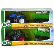 Dromader Zestaw traktor z maszyną