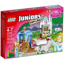 LEGO Juniors 10729 Cinderellas Carriage Set