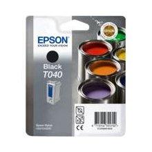 Тонер Epson T0401 Tinte чёрный
