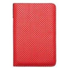 Ридер Pocketbook чехол 6xx, красный / серый