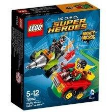 LEGO Super Heroes Robin vs. Bane 76062