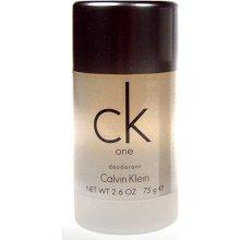 Calvin Klein CK One Unisex pulkdeodorant...