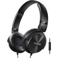 Philips наушники with mic Head-band, Black
