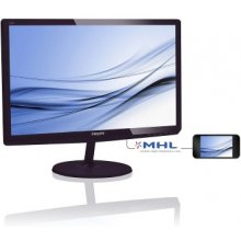 "Monitor Philips LED IPS 21.5"" 227E6EDSD/00..."