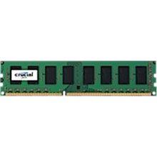 Оперативная память Crucial DDR3 8GB 1600C11...