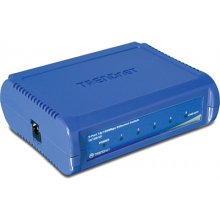 TRENDNET Switch 5-Port 100Mbps GREENnet...