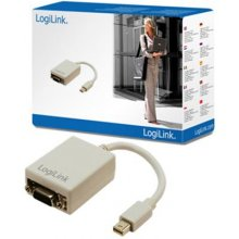 LogiLink Mini DisplayPort to VGA адаптер: HD...