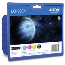 Тонер BROTHER LC1280XL Value-Pack, black...