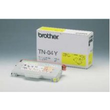 Tooner BROTHER TN04Y kollane Toner Cartridge