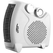 ADLER Fan Heater AD 77 1000/2000 W, белый