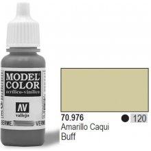 Vallejo Farba Nr 120 Buff Matt 17 ml