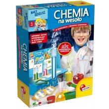 Liscianigiochi Chemistry Humor Little Genius