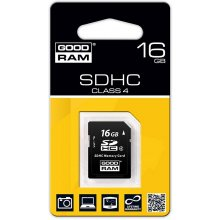 Флешка GOODRAM SD Card 16GB SDHC class 4...