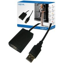 LogiLink USB 2.0 repeater 5m USB A female...