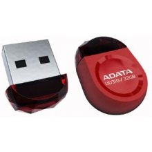 Mälukaart ADATA UD310 32 GB, USB 2.0, punane