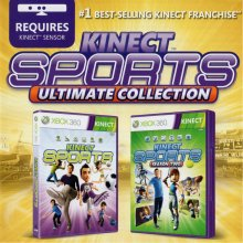 Игра Microsoft X360 Kinect Sports Collection...