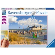 RAVENSBURGER RAVEN. 500 EL. XXL Plaża w...