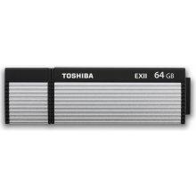 Флешка TOSHIBA TransMemory-EX II USB3.0 64GB...
