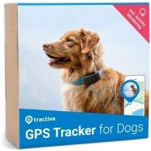 Tractive GPS DOG (чёрный)