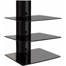 ART Triple wall shelf D-51 DVD / tuner to...