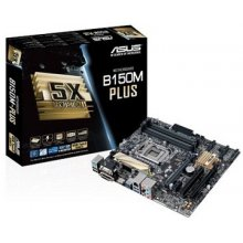 Emaplaat Asus B150M-PLUS Processor pere...