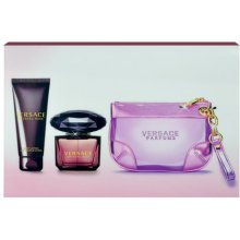 Versace Crystal Noir, edp 90ml + 100ml body...
