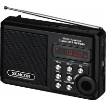 Радио Sencor Portable radio SRD 215 B MP3...
