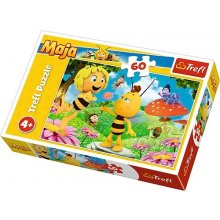 TREFL Puzzle 60 pcs - Maya the Bee, Flower...