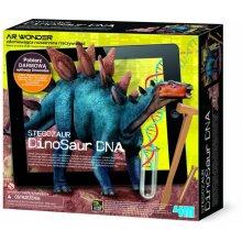 4M DNA dinosaur Stegosaurus