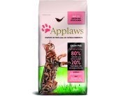 Applaws CAT ADULT CHICKEN & SALMON 2KG...