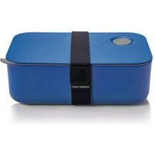 Yoko Design Lunch Box, Blue, Capacity 1 L...