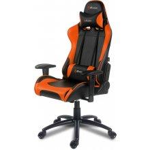 Arozzi Gaming стул Verona чёрный / оранжевый