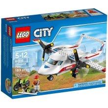 LEGO City 60116 Ambulance Plane