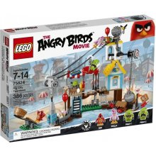 LEGO Angry Birds Demolka w Pig City