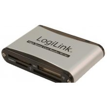 Кард-ридер LogiLink Card Reader USB 56in1...