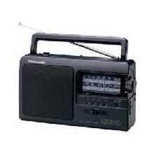 Радио PANASONIC RF-3500 E9-K чёрный