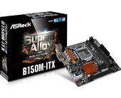 Emaplaat AS-Rock MB ASRock B150M-ITX 1151...
