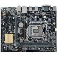 Emaplaat Asus H110M-K Processor pere Intel...