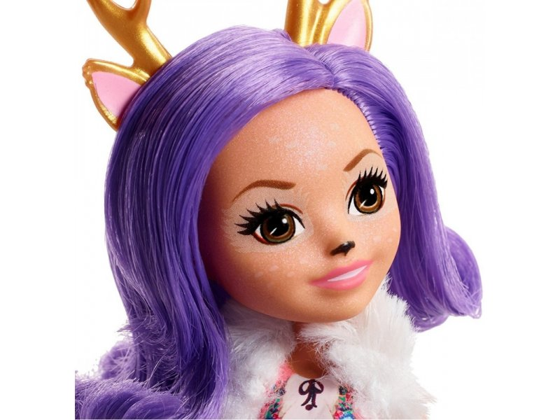 452b70303cc MATTEL Enchantimals Danessa. Product images are for illustrative purposes  only