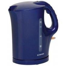 Чайник Bomann WK5011CB Wasserkocher синий