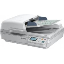 Сканер Epson WorkForce DS-6500N A4